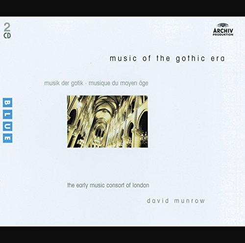 Anonymous: Music Of The Gothic Era – Ars nova – Degentis vita