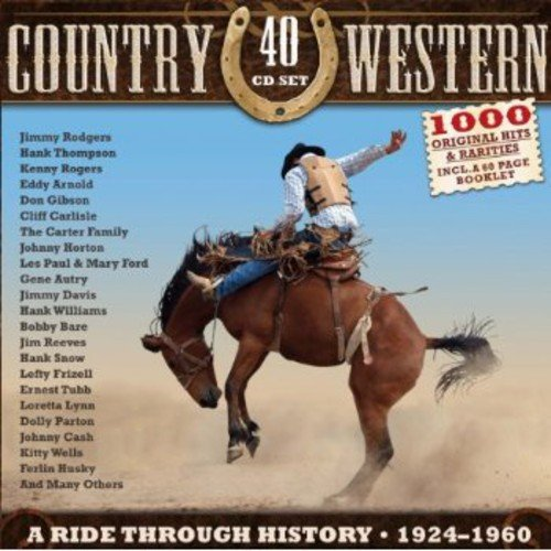 Country & Western – A Ride Through History 1924-60