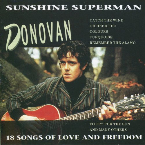 Sunshine Superman – 18 Songs of Love and Freedom