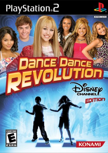 Dance Dance Revolution: Disney Channel Edition – PlayStation 2