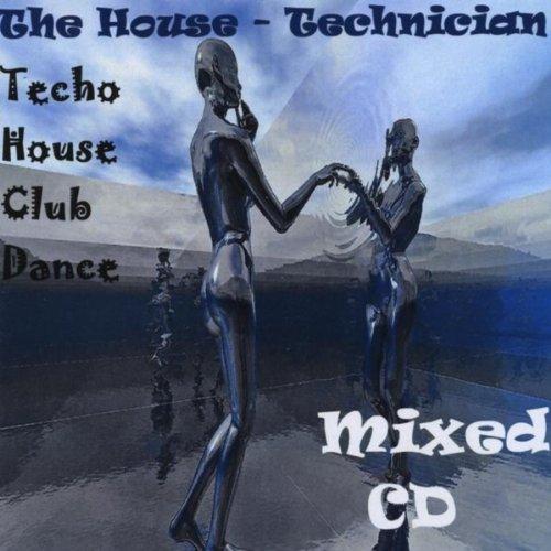 Techno, House, Club, Dance Mixed Cd