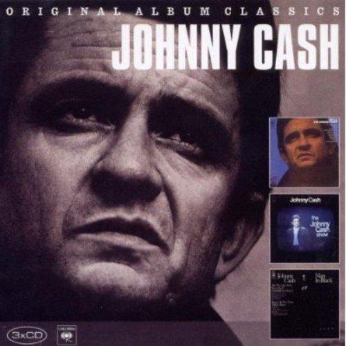 3cd Original Album Classics (Hello, I'M Johnny CashMan In BlackThe Joh Nny Cash Show)