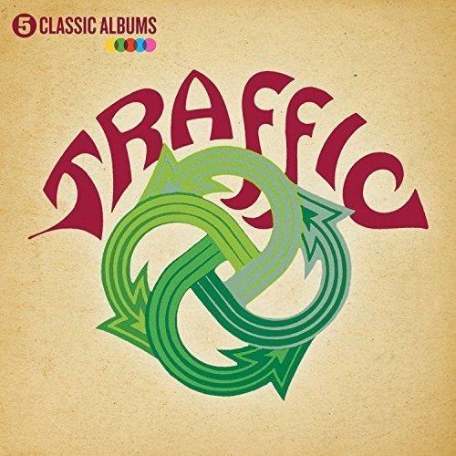 Traffic – 5 Classic Albums