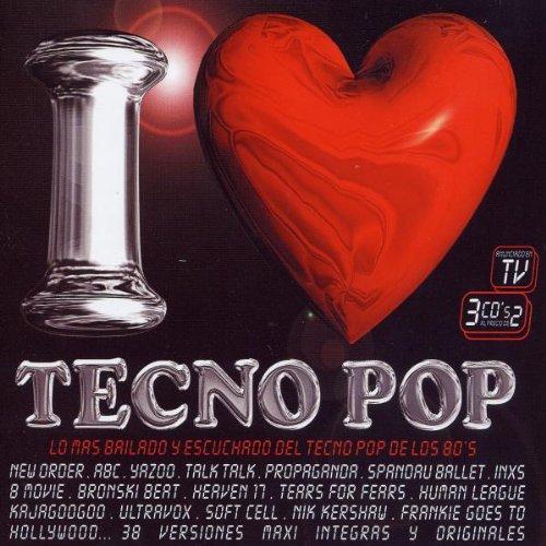 I Love Techno Pop