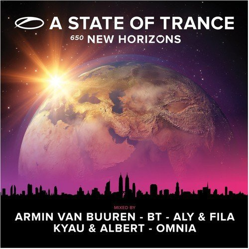 State of Trance 650: New Horizons