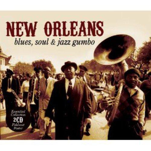 New Orleans Blues Soul & Jazz Gumbo