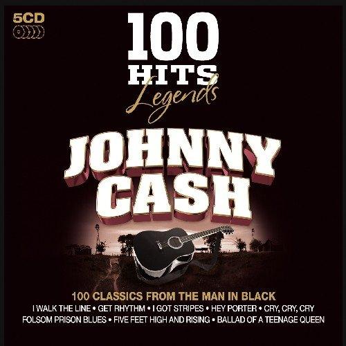 100 Hits Legends-Johnny Cash