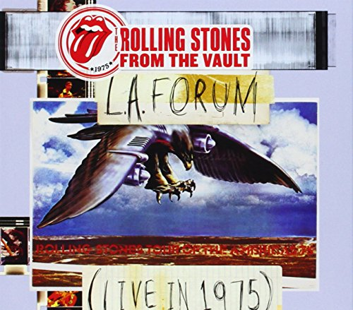 From The Vault – L.A. Forum (Live In 1975) [2 CD/DVD Combo]
