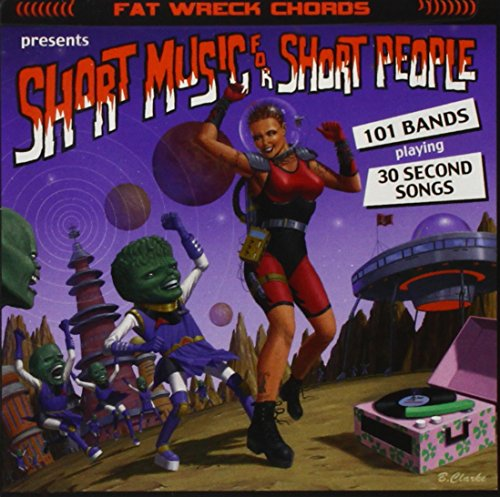 Short Music For Short People