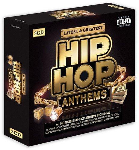 Latest & Greatest Hip-Hop Anthems