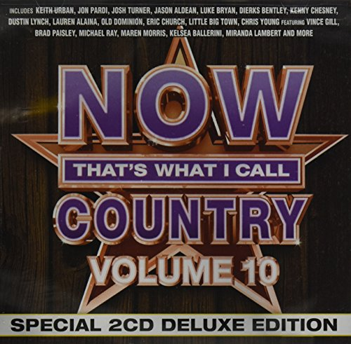 NOW That's What I Call Country Vol.10 [2 CD][Deluxe Edition]