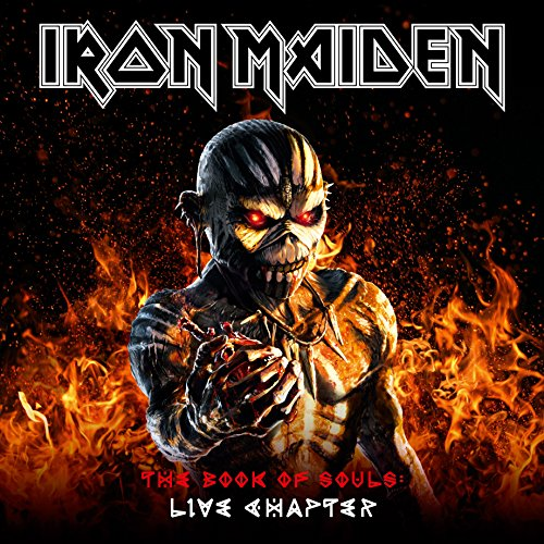 The Book of Souls: Live Chapter (Deluxe Edition) [2xCD+Book]