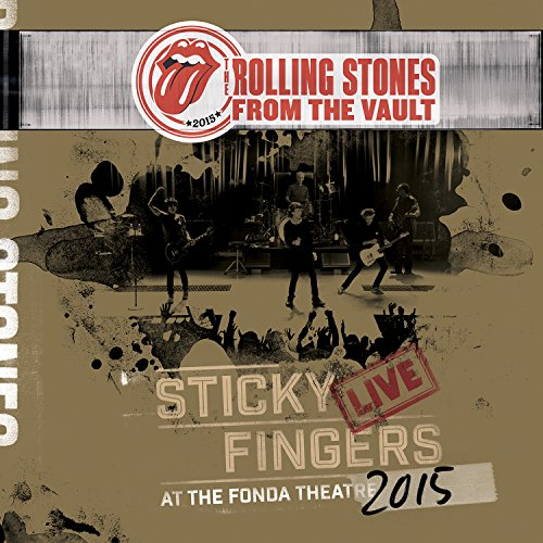 From the Vault – Sticky Fingers: Live At The Fonda Theater 2015 [3 LP/DVD Combo]