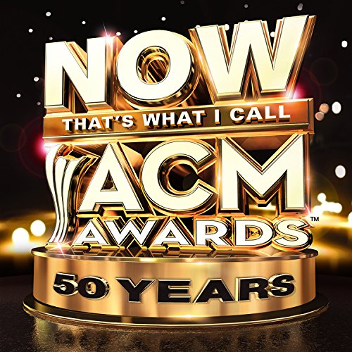 NOW That's What I Call ACM Awards – 50th Anniversary [2 CD]