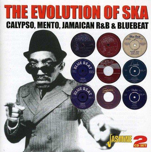 The Evolution Of Ska – Calypso, Mento, Jamaican R&B & Bluebeat [ORIGINAL RECORDINGS REMASTERED] 2CD SET