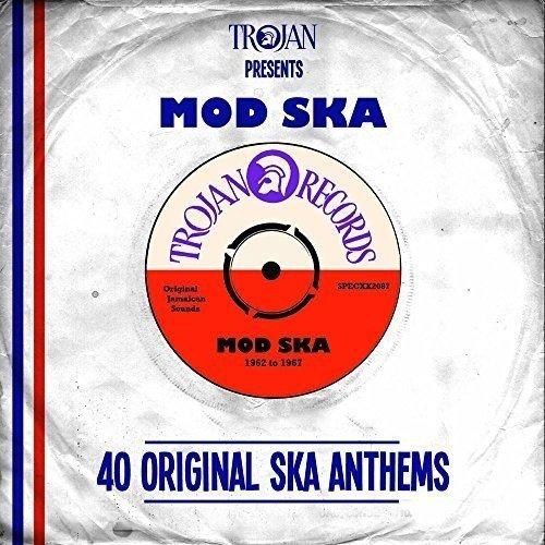 Trojan Presents Mod Ska