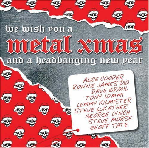 We Wish You a Metal Xmas & A Headbanging New