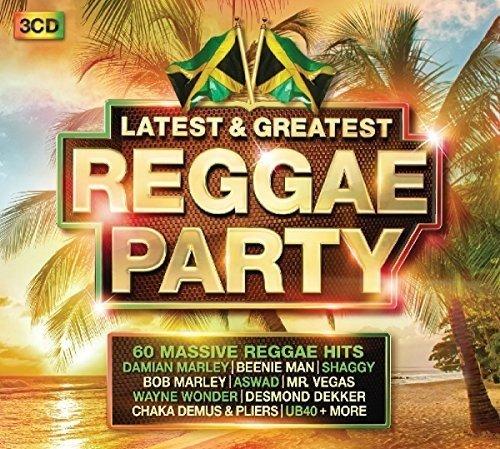 Latest & Greatest Reggae Party