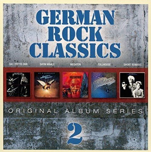 German Rock Classics: Original Album Series Vol 2